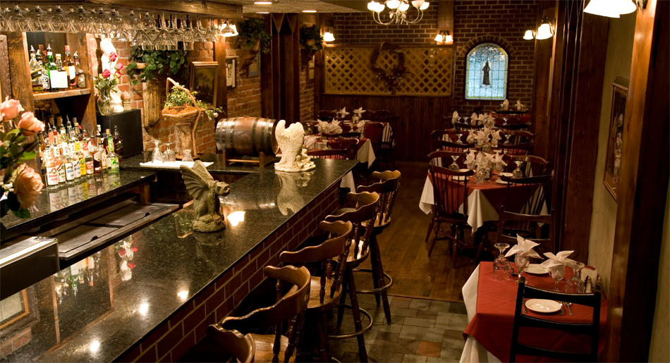 Monastery Restaurant Home